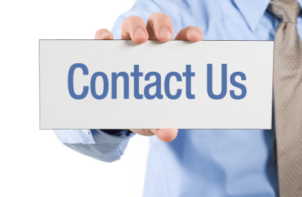 Get in touch for your IT requirements