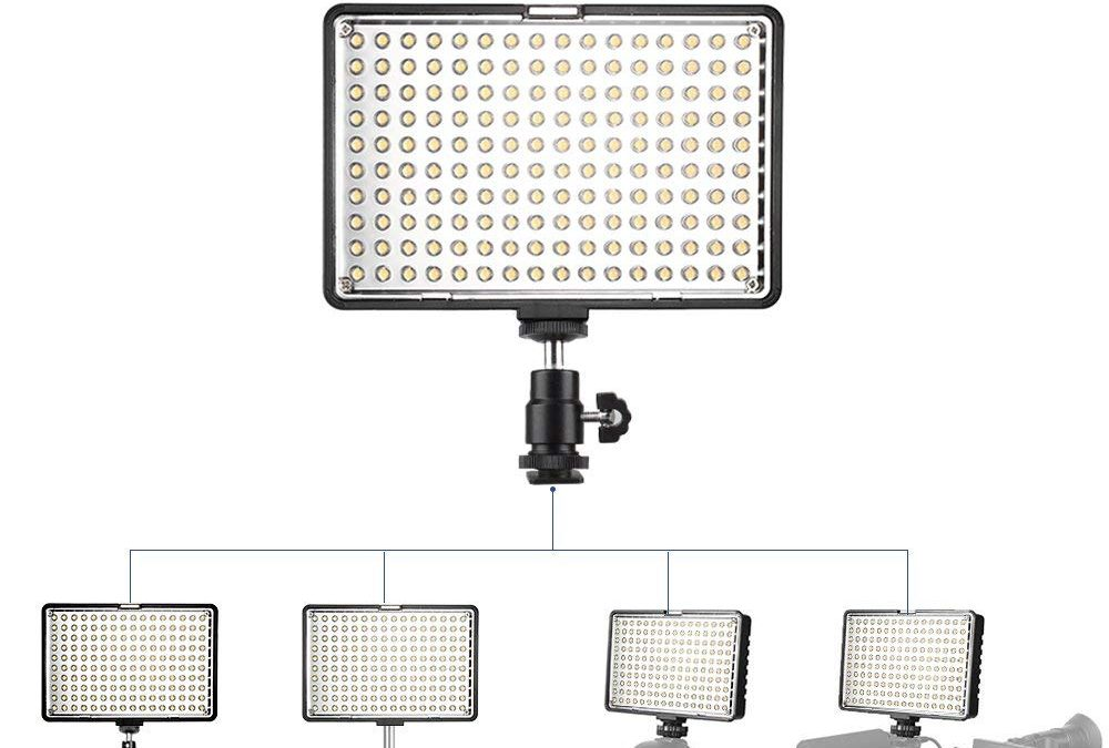 Budget Slim LED Light Panel