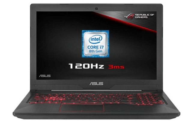 ASUS Gaming 15 FX504GM Laptop
